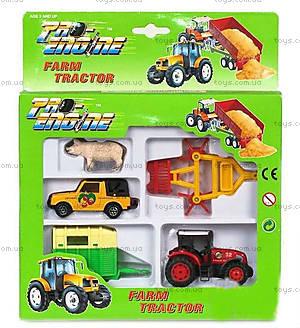 Игровой набор «Моя первая ферма», BA-19905