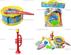 Набор музыкальных инструментов «Оркестр», 5517