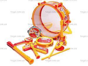 Набор музыкальных инструментов, детский, 6688H