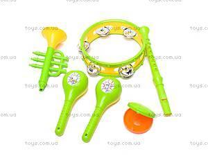 Набор музыкальных инструментов «Happy Time», 5015F