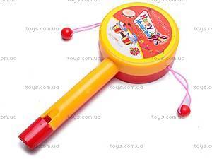 Набор музыкальных инструментов, игрушечный, 6688F, toys.com.ua