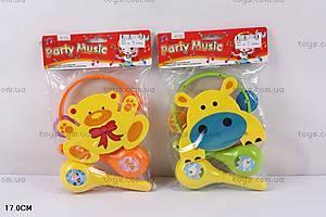 Набор музыкальных инструментов «Party Music», 5032
