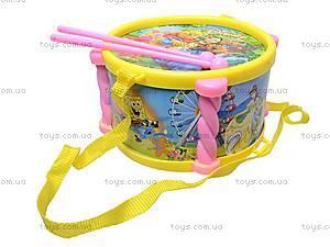 Набор музыкальных инструментов с барабаном, 86483, фото