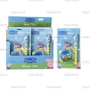 Набор музыкальных игрушек Peppa «Миниоркестр», 1383002