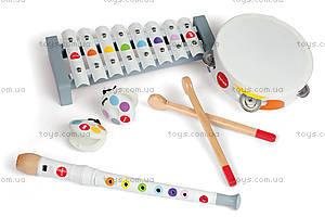 Набор музыкальных инструментов, 5 штук, J07600