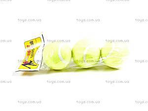 Набор мячей для большого тенниса, 25827-10_602