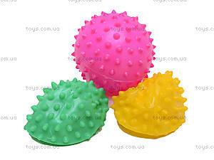 Набор мячей «Ёжик», MA3-3, отзывы