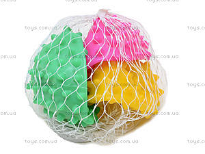 Набор мячей «Ёжик», MA3-3