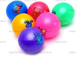 Набор мячиков «Животные», W02-1040/1041