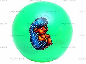 Набор мячиков «Животные», W02-1040/1041, детские игрушки