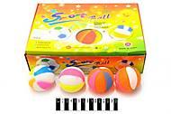 Набор мячиков со световым эффектом, 3388X, фото