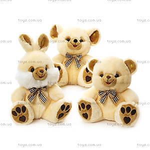 Набор мягких игрушек «Зоопарк», LF4044
