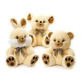 Набор мягких игрушек «Зоопарк», LF4044, фото