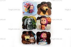 Набор мягких магнитов «Маша и Медведь», МММ-001, купить