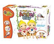 Набор мягкой глины «Ангелы», AA07011, магазин игрушек