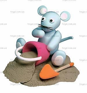 Набор мягкой глины «Мини-животные», AA03041, фото