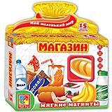 Набор мягких магнитов «Магазин», VT3101-08, фото
