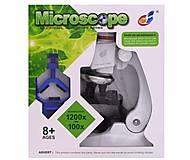 Набор «Микроскоп» увеличение 1200 х, C2156, фото