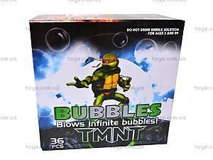 Набор мыльных пузырей «Черепашки-ниндзя», 720, отзывы