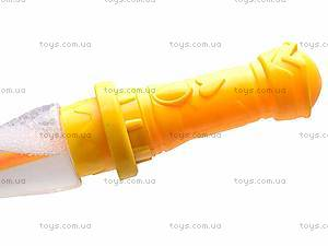 Набор мыльных пузырей «Меч», 12 штук, 785-12, цена