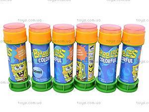 Набор мыльных пузырей «Спанч Боб», 890H-36