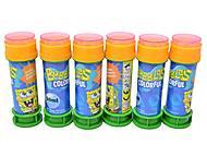 Набор мыльных пузырей «Спанч Боб», 890H-36, отзывы