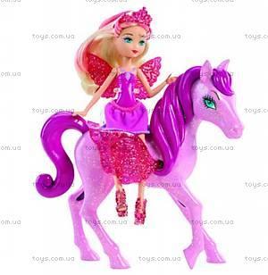 Набор «Мини-принцесса и Пегас» из м/ф «Барби: Марипоса та Принцесса фей», Y6377