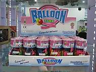 Набор надувных шариков, B074, игрушки