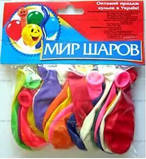 Набор надувных шариков для детей, 25