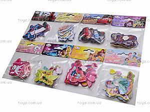 Набор наклеек «Ассорти», NN201...211, игрушки