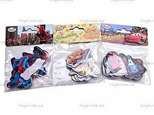 Набор наклеек «Ассорти», NN201...211, детские игрушки