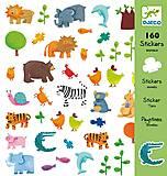 Набор наклеек «Животные», DJ08841, отзывы