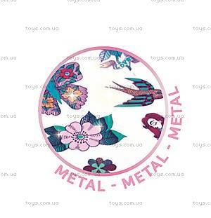 Набор наклеек «Химеры», металлический цвет, DJ09782, купить