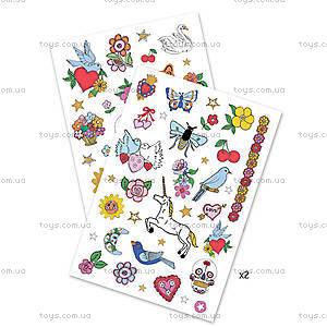 Набор наклеек на тело с блестками «Мексиканская фиеста», DJ09578, купить