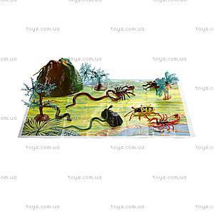 Игровой набор «Насекомые и рептилии», D33706, фото