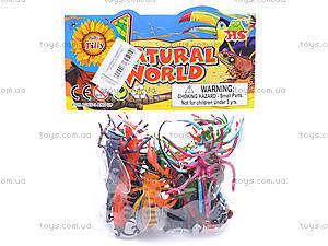 Набор насекомых, 12 штук, HB9601/12, магазин игрушек