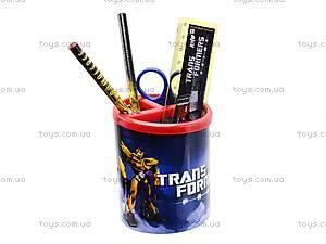 Набор канцтоваров настольный Transformers, TF13-205K, цена