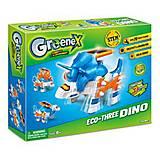 Набор научно-игровой «Eco-Three Dino», 36523A, фото