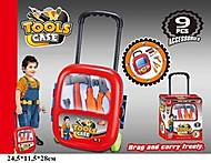 Набор необходимых инструментов в чемодане, 661-320