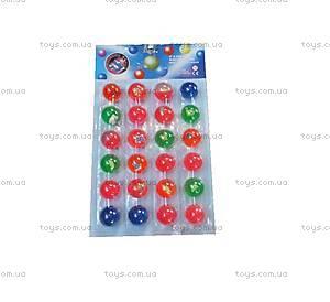 Набор неоновых мячей попрыгунчиков с животными, BT-JB-0014
