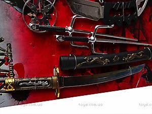 Набор «Ниндзя» с мечом, 8419, цена