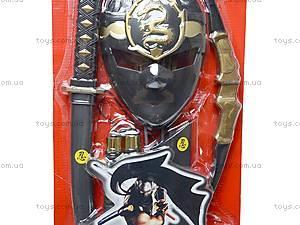 Набор «Ninja» с маской, RZ1242, фото