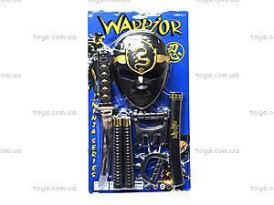 Набор «Ninja» с мечом, RZ1234