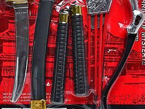Набор Ninja с мечом и нунчаками, RZ1212, купить