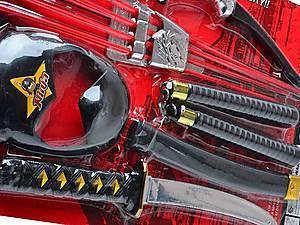 Набор Ninja с мечом и нунчаками, RZ1212, фото