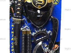 Набор Ninja с сюрикенами, RZ1235, купить