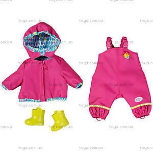 Набор одежды Baby Born «Прогулочный комбинезон», 819302