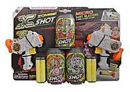 Набор охотника на зомби X-Shot, 01160Z, тойс ком юа