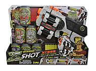 Набор охотника с пистолетом и боеприпасами X-Shot, 01164Z, отзывы