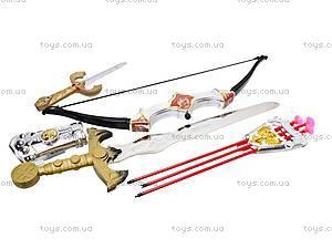 Игрушечный набор «Оружие рыцаря», 6654A, фото
